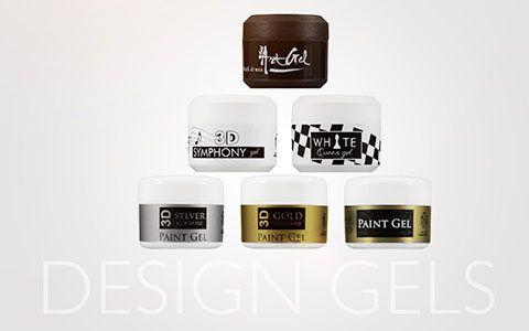 Gel design