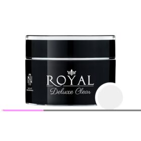 royal deluxe clear