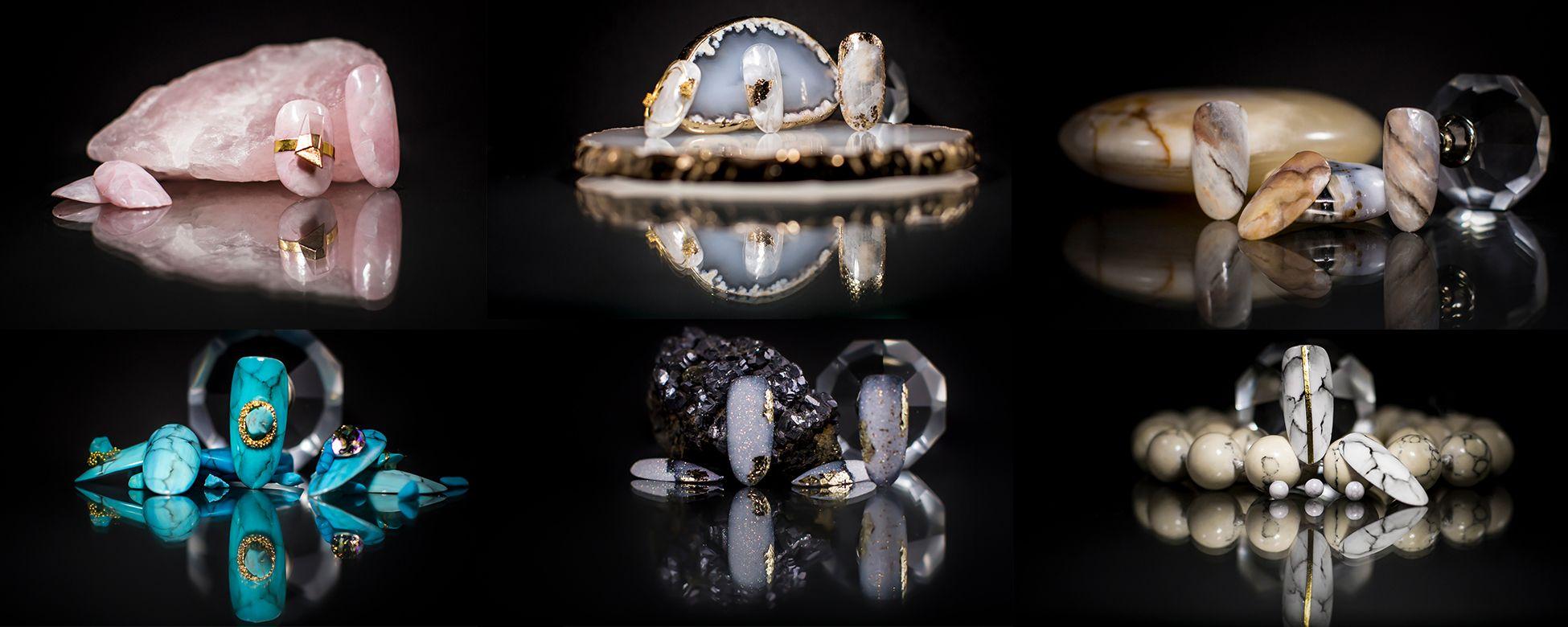 Stone Art – must-have pentru manichiuri prețioase