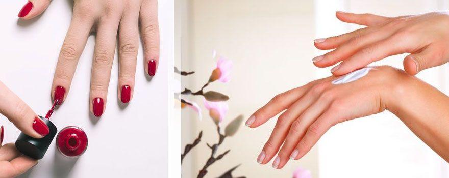 Tratamentul unghiilor si mainilor pentru acasa!