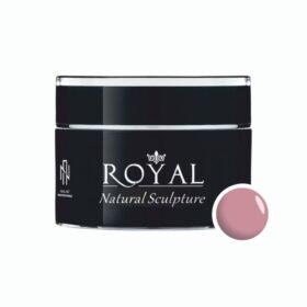 Gel de constructie natural (roz), autonivelant, mediu vâscos, ideal pentru realizarea french-ului și tehnica Baby Boomer.