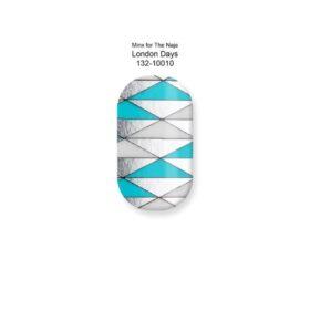 Folie Minx pentru un design manichiură și pedichiură.